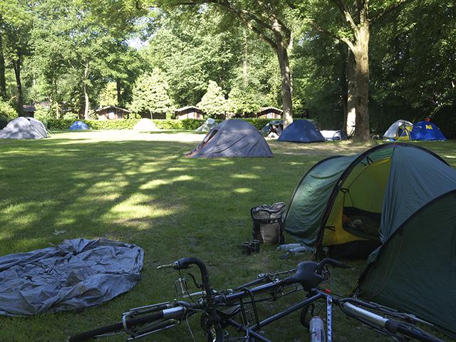 Amsterdam campsite