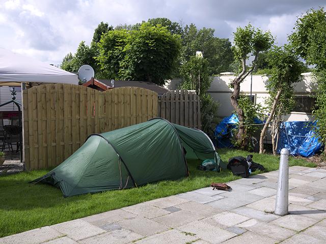 Haarlem campsite