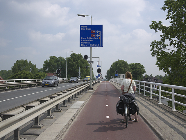 Bridge to Utrecht