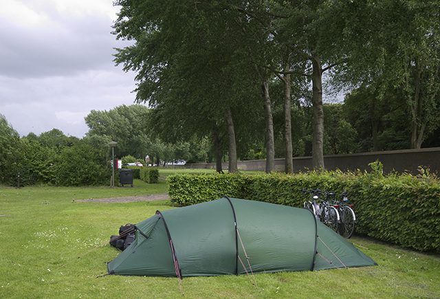 Enkhuizen campsite